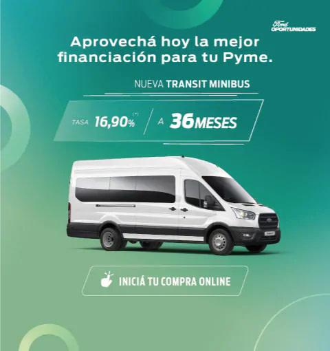 oportunidades transit minibus pyme