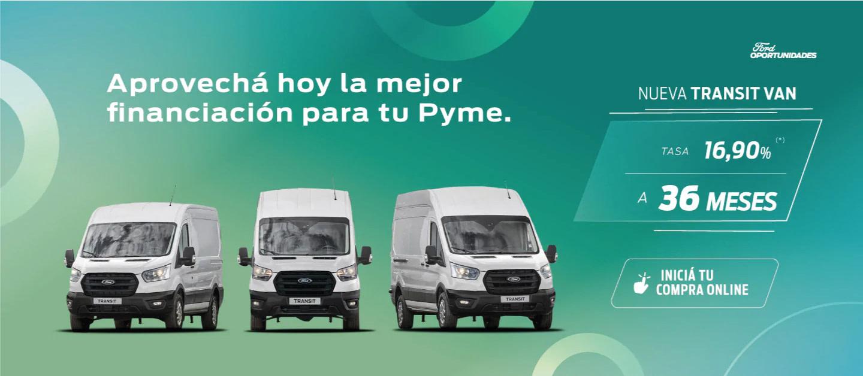 oportunidades transit van pyme