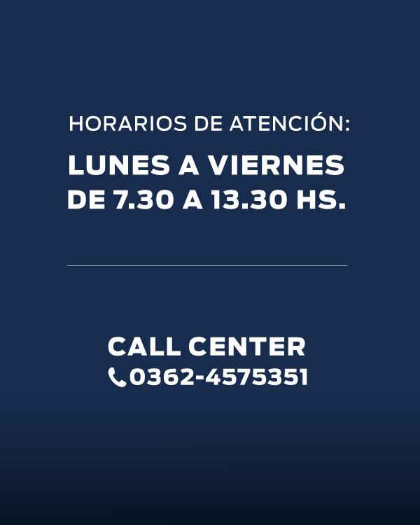 DONNET HORARIOS DE ATENCIÓN