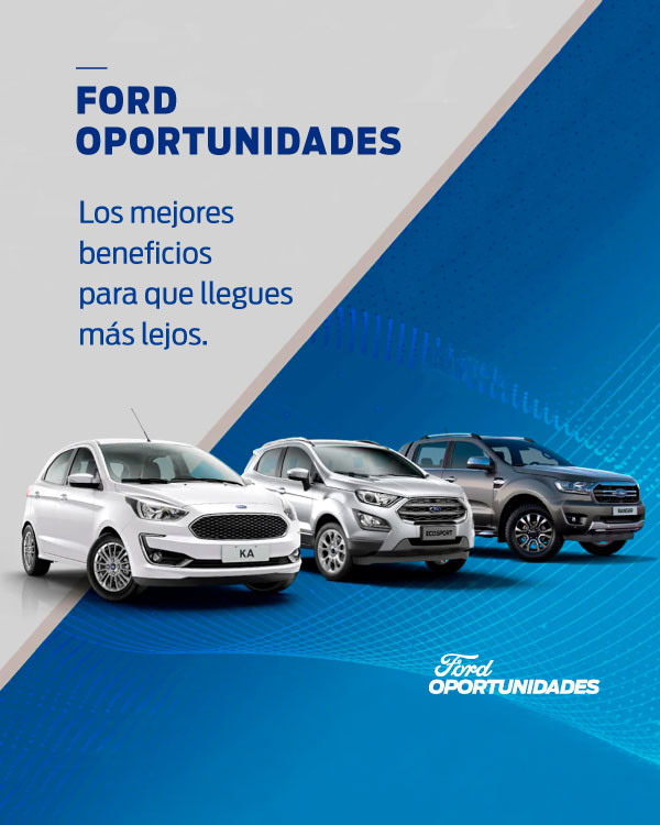 FORD OPORTUNIDADES